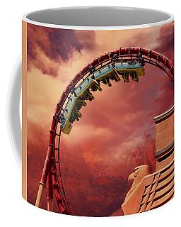 Turbulence Coffee Mug by Iryna Goodall