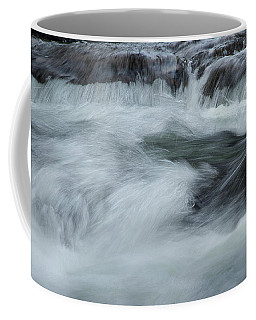 Coffee Mug featuring the photograph Turbulence  by Mike Eingle