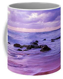 Turbulent Daybreak Seascape Coffee Mug