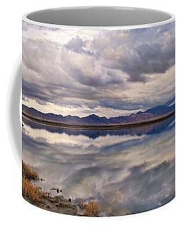 Turbulent Reflections Coffee Mug