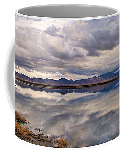 Turbulent Reflections Coffee Mug