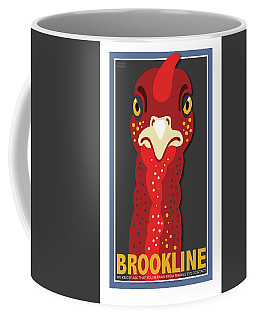 Turkey Stare Coffee Mug