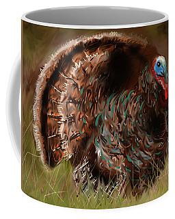 Turkey In The Straw Coffee Mug