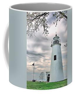 Turkey Point Lighthouse Coffee Mug