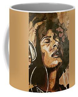 Turn Up The Quiet Coffee Mug