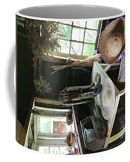 Turned Around Coffee Mug