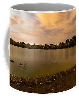 Turners Pond After Dark Coffee Mug