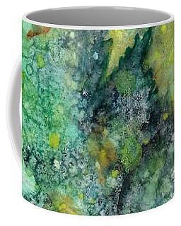 Turning II Coffee Mug