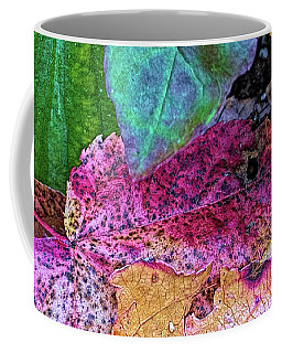 Turning Leaves Coffee Mug