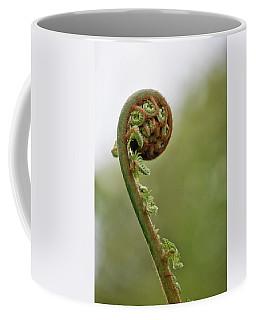 Turning Out Coffee Mug