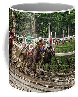 Turning The Mud Coffee Mug