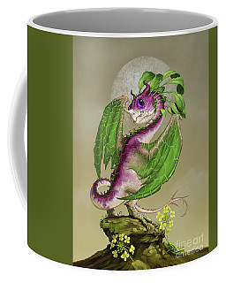 Turnip Dragon Coffee Mug