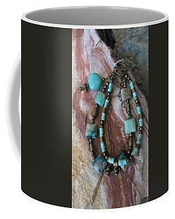 Turquoise #b006 Coffee Mug