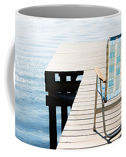 Turquoise Paradise Coffee Mug by Parker Cunningham