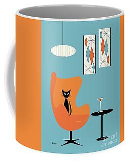 Turquoise Room Coffee Mug