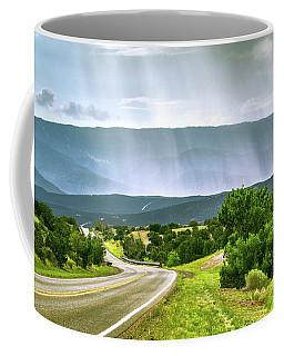Turquoise Trail Coffee Mug