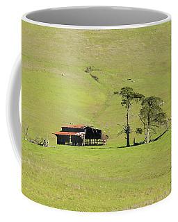 Coffee Mug featuring the photograph Turri Road - San Luis Obispo Ca by Art Block Collections