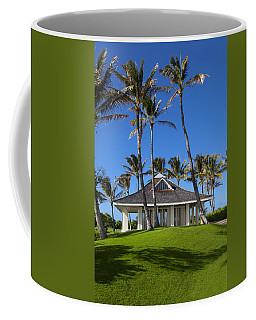 Turtle Bay Chapel Coffee Mug