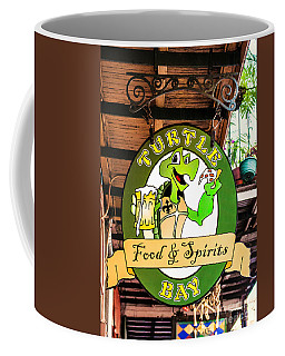Turtle Bay Food And Spirits Coffee Mug
