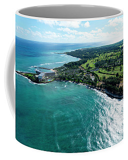 Turtle Bay Glow Coffee Mug