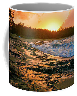 Turtle Bay Sunset 2 Coffee Mug