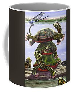 Turtle Circus Coffee Mug