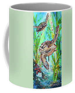 Turtle Cove Coffee Mug