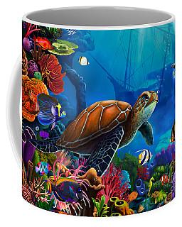 Turtle Domain Coffee Mug
