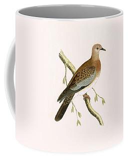 Turtle Dove Coffee Mug