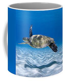 Turtle Flight -  Part 2 Of 3  Coffee Mug