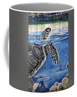 Turtle Heading Coffee Mug