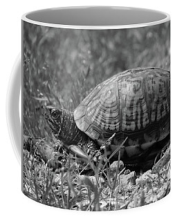 Turtle Crossing Coffee Mug