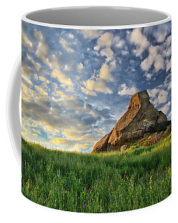 Turtle Rock At Sunset 2 Coffee Mug by Endre Balogh