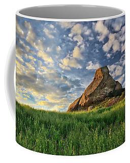 Turtle Rock At Sunset 2 Coffee Mug