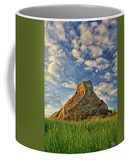 Turtle Rock Coffee Mug by Endre Balogh