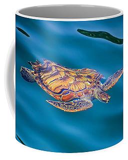 Turtle Up Coffee Mug
