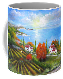 Tuscany Shore Coffee Mug