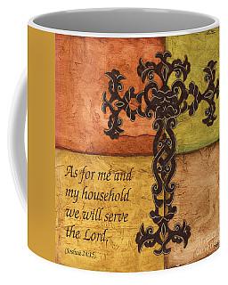 Tuscan Cross Coffee Mug