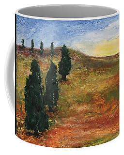 Tuscan Lights Coffee Mug