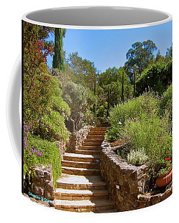 Tuscan Villa In California Coffee Mug