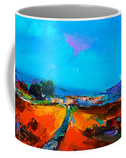 Tuscan Village Coffee Mug
