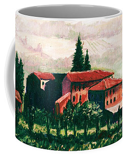 Tuscany  Coffee Mug