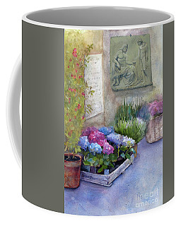 Tuscany Florist Coffee Mug