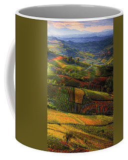 Tuscany, Italian Wineyards  Coffee Mug