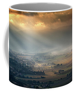 Tuscany Valley  Coffee Mug