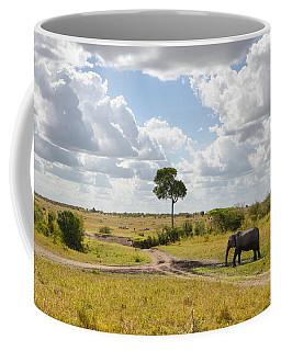 Tusker Scape Coffee Mug
