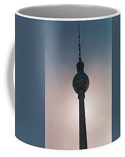 Tv Tower Berlin Coffee Mug