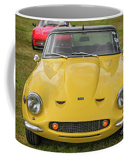 Coffee Mug featuring the photograph Tvr Vixen S2 1969 by Adrian Evans