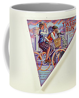 Tweed Run London Princess And Guvnor  Coffee Mug