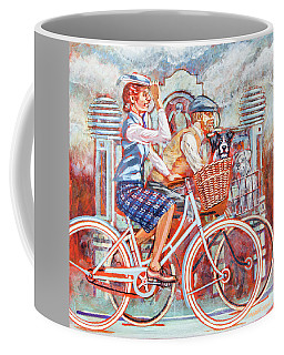 Tweed Runners On Pashleys Coffee Mug